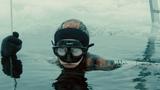 My first ice freediving Oksana Bergman