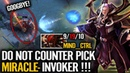 What do you think about it! - MinD_ContRoL [Bloodseeker] vs Miracle [invoker]
