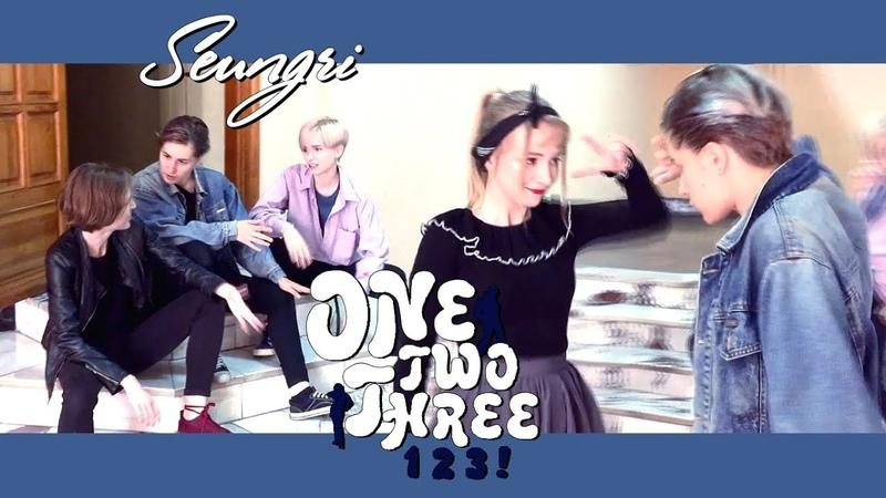 [COVER] SEUNGRI - '셋 셀테니 (1, 2, 3!)' by XFly