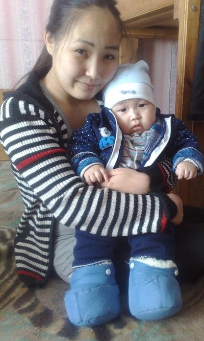 Urana Khomushku, 4 февраля 1999, Ак-Довурак, id220008894