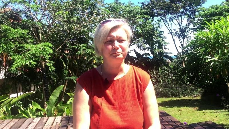 Елена Байдина ОП19 получила от Бога откровения и инструкции к действию