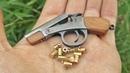 Микро модель одноствольного ружья (стилизация под обрез)