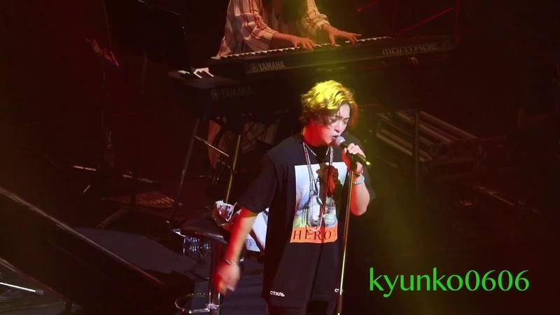 2018.06.12 【Misery】Kim Hyun Joong FM