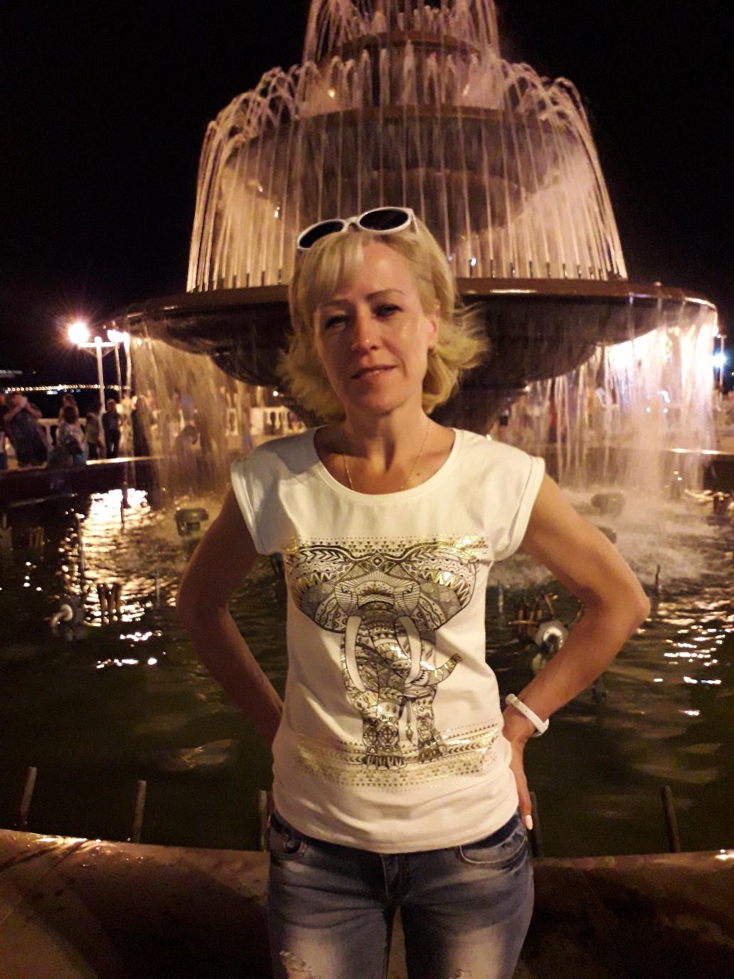 Margarita, 49, Lodeynoye Pole