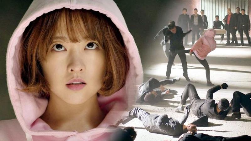 (봉크러시) 안대표님 훈련법으로 업글(!) 된 박보영 vs 백탁파 힘쎈여자 도봉순 9회