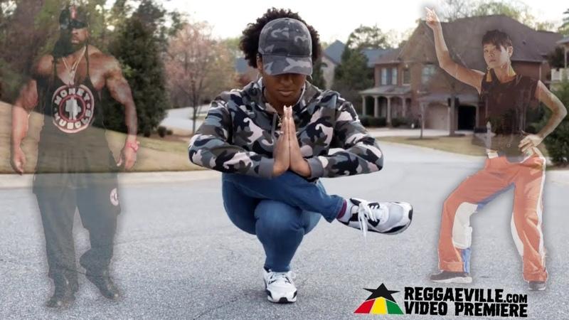 DJ Vadim feat. Bay-C, Zumbi, AB Rude Irah - Yung N Powerful [Official Video 2018]