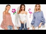 BLUSAS DE MODA 2019, Moda Primavera Verano Spring Summer Fashion Blouses