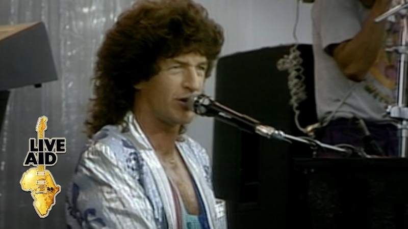 REO Speedwagon - Roll With The Changes (Live Aid 1985)
