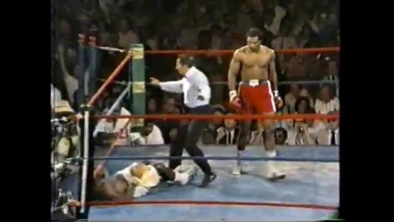 Легендарный бой - Джо Фрейзер vs Джордж Форман (с комментариями Григория Стангрита)