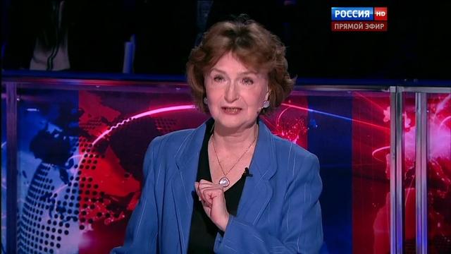 Вечер с Владимиром Соловьевым. Эфир от 14.02.2015