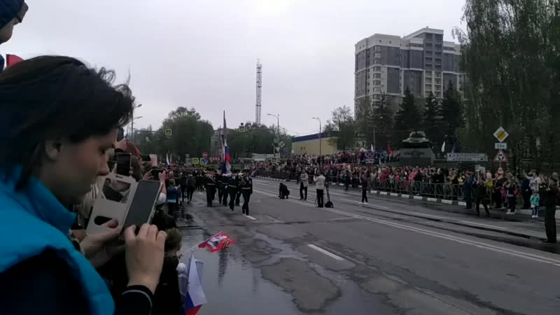 9 мая 2019. В Наро-фоминске