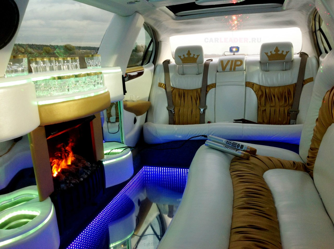 Лимузин Lexus Toyota Windom (Car Leader VIP prestizh)