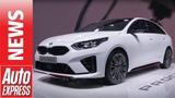 New Kia Proceed - stylish shooting brake takes up Proceed name