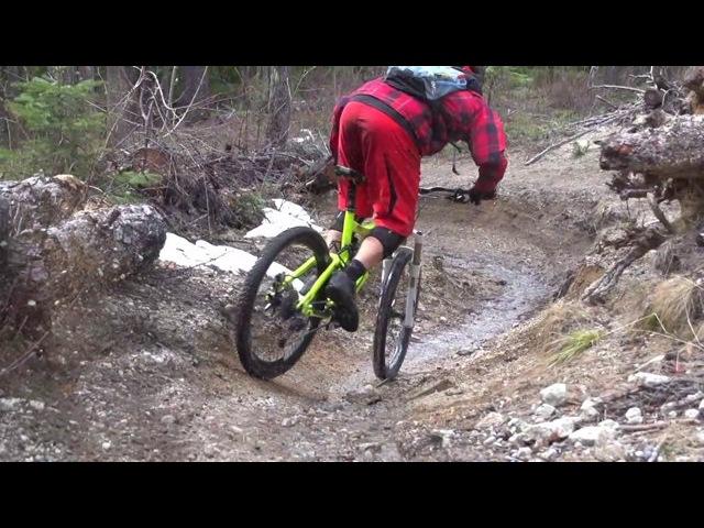 Knolly Bikes - Garrett Buehler ripping on his Chilcotin