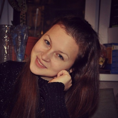 Анастасия Гаврикова, 3 января 1994, Москва, id11489657