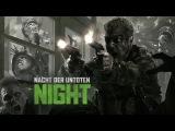 Call of Duty Black Ops Zombie Nacht Der Untoten Co-op (кооператив) Часть 1