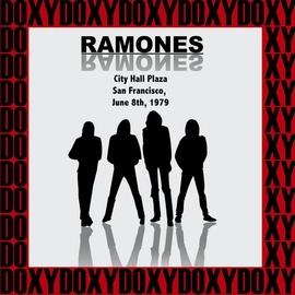 Ramones альбом City Hall Plaza San Francisco, California, June 8th, 1979