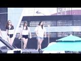 130810 음악대향연 속초[음악중심] 2차 리허설 카라 재롱& 스텝 박규리