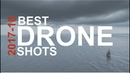 Best DRONE shots of 2017-18 | Volvo Ocean Race