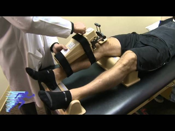 KT 1000 Testing for ACL Tear | ACL Knee Injury | Knee Doctor | Colorado