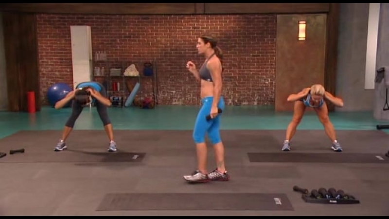 Jillian Michaels - Ripped In 30 - Week 1 (37 min)