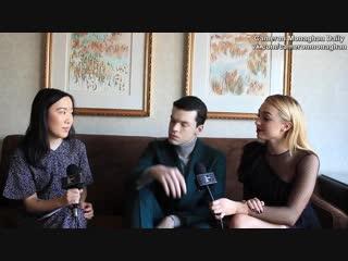 Интервью для портала «The Permanent Rain» на кинофестивале в Ванкувере | 6 октября 2018 (русские субтитры)
