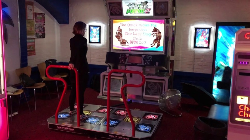 The Quick Brown Fox Jumps Over The Lazy Dog S23 Sightread by Jerboa - Pump It Up Prime 2