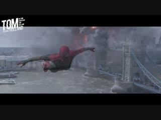 Русские субтитры › трейлер фильма «Человек-паук: Вдали от дома»