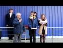 Открытие мемориала в ХТТ