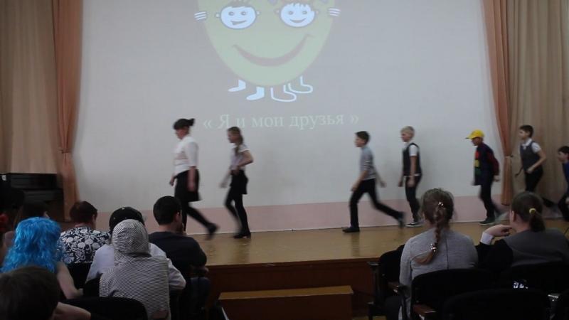 22 марта 2018 г. Школьные театральные миниатюры,среди 5-6 классов.