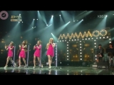 MAMAMOO The Way To Sampo @ Immortal Songs 2 рус.саб