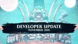 DEVELOPER VLOG: November Update (1.2.0)