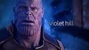 Infinity War Violet Hill