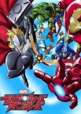��������: �������� ����� / Marvel Disk Wars: The Avengers (+14 �����)