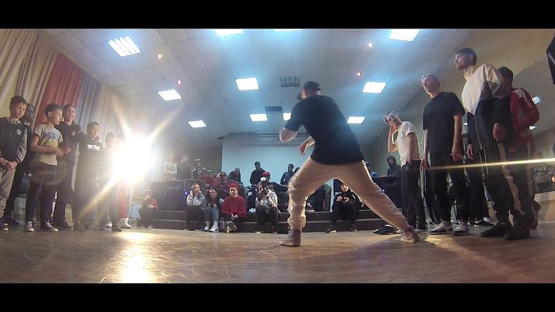 Ishley Rockets vs SPB Flava ↔ 14 ↔ CREW BATTLE ↔ BUSTA MOVE 20th ↔ 01.12.18 bboy dance