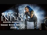 Arch Enemy - Summer Breeze Open Air 2018