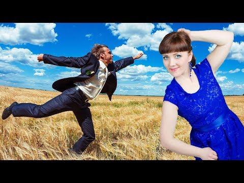А мне замуж пора ❤️Веселая озорная ЗАЖИГАЛОЧКА с песней ☀️ 😊ПОЗИТИВ на весь день Russian folk song