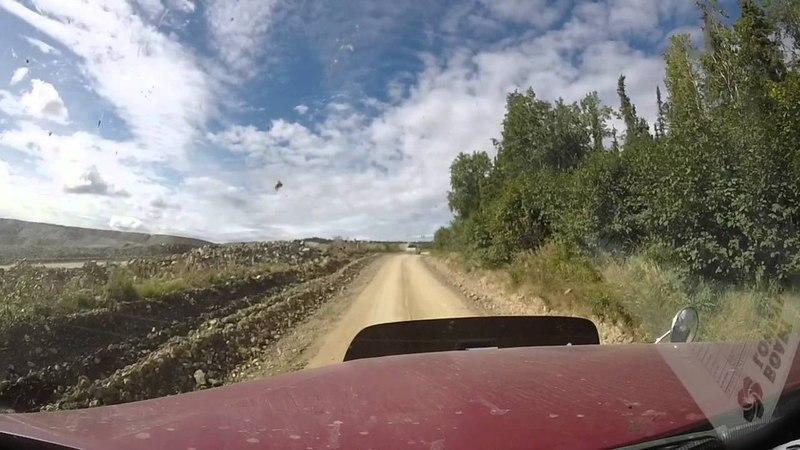 29 дорога на Аляску и обратно