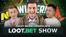 LOOT.BET SHOW CS:GO: ИТОГИ | Na'Vi vs Astralis – FACEIT Major: London 2018