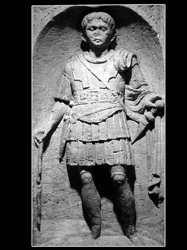 Гробница центуриона