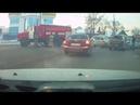 ДТП 11.12.18 Тюмень сквер Комсомольский