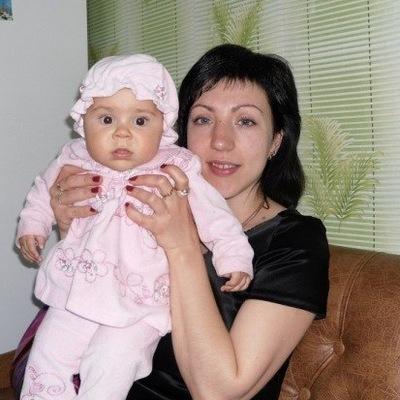 Оксана Львович, 10 февраля 1995, Новосибирск, id206828106