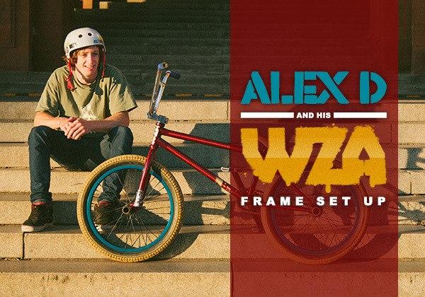 Alex Donnachie bikecheck