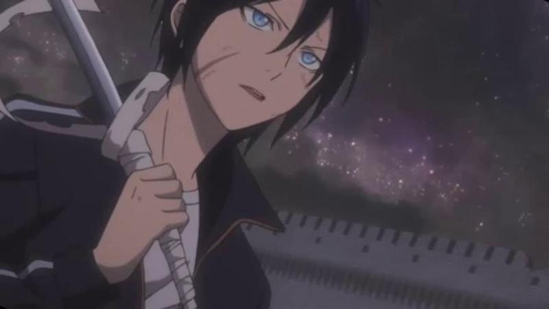 Бездомный Бог 2 сезон 5 серия Noragami Aragoto