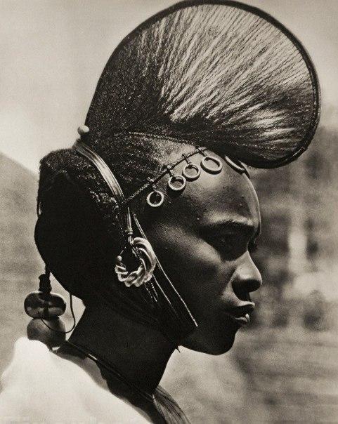 Стильная Африка, 1952 г.