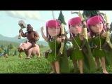 Clash of Clans - Официальное ВИДЕО игры! Смотреть ВСЕМ!