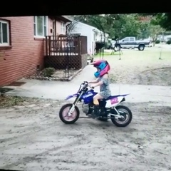 "Moto Phene on Instagram: ""This little girl is a lil ripper 😵	Tag someone who needs to see this."""