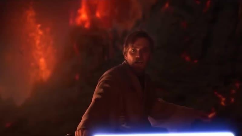 Obi Wan steals Anakin's studs