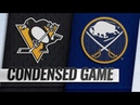 Pittsburgh Penguins vs Buffalo Sabres Sep 18 2018 Preseason Game Highlights