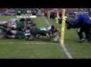 Tom Croft's try saving tackle on Danny Care